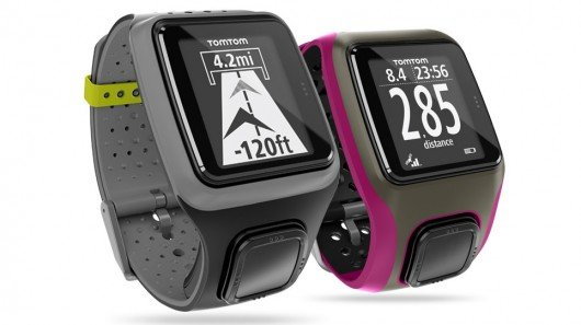 TomTom unveils multi-sport GPS fitness watches
