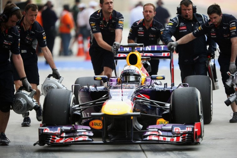 Vettel does not need friends in F1–Marko   The Formula 1 Blog