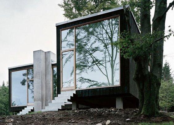 Best Cabin Design Winner Designed by Strata Arkitektur