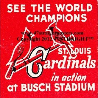 St. Louis Cardinals gifts, St. Louis Cardinals Father's Day Gifts. St. Louis Cardinals art.