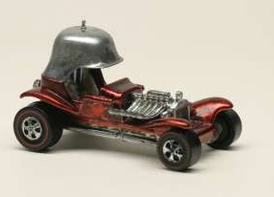 Top 10 most poular Hot Wheels of all time, top price $72k