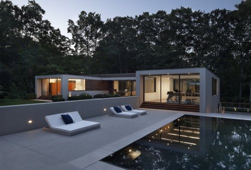 New Canaan Residence by Specht Harpman »  CONTEMPORIST