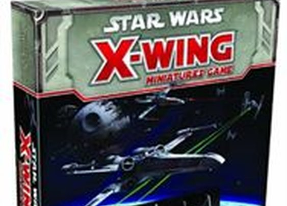 Funagain Games: Star Wars X-Wing: Core Set (miniatures game)