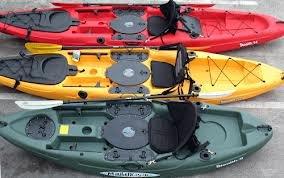 MAN POWERED FISHING: How to Choose a Fishing Kayak