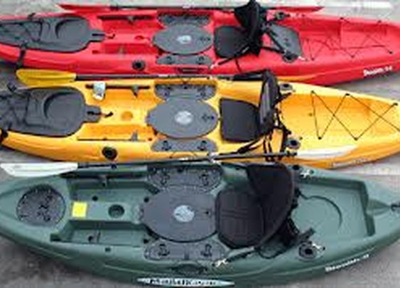 MAN POWERED FISHING: How to Choose a Fishing Kayak