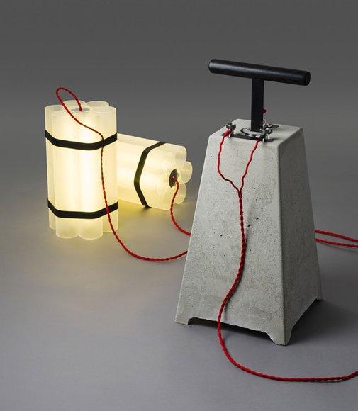 Docstone Dynamite Lighting | That Should Be Mine