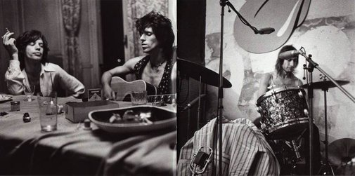 The Rolling Stones - Exile On Main St. (2010) Remasterd and Expanded (Booklet) CD Cover | Cover Dude