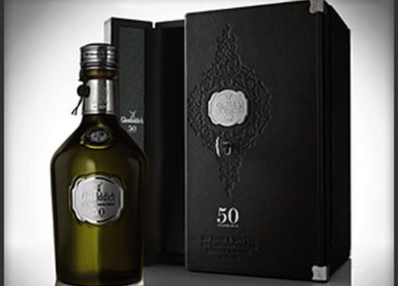 Glenfiddich 50-year Whiskey
