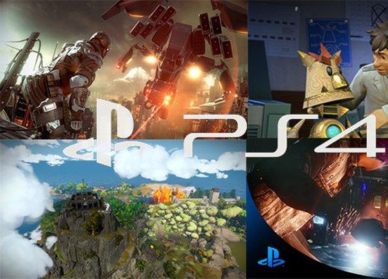 PS4 Games launch (Playstation 4) | GamesRadar