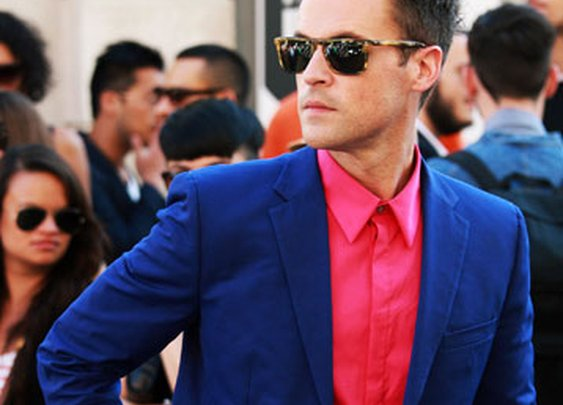 Brad's Seven Rules of Style.