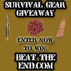 Beat The End Survival Gear Giveaway