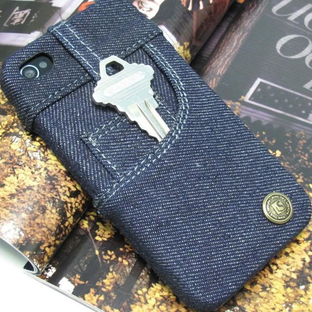Skinny Jeans iPhone Case