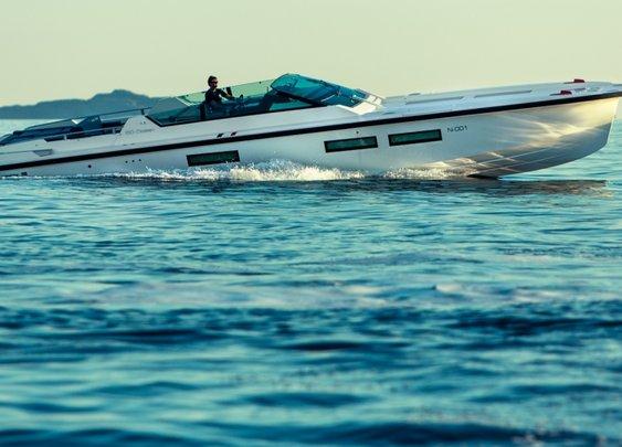 50 Ocean - Goldfish Boat
