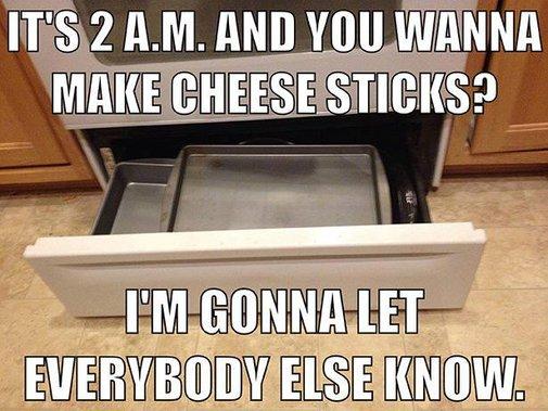 Scumbag Oven