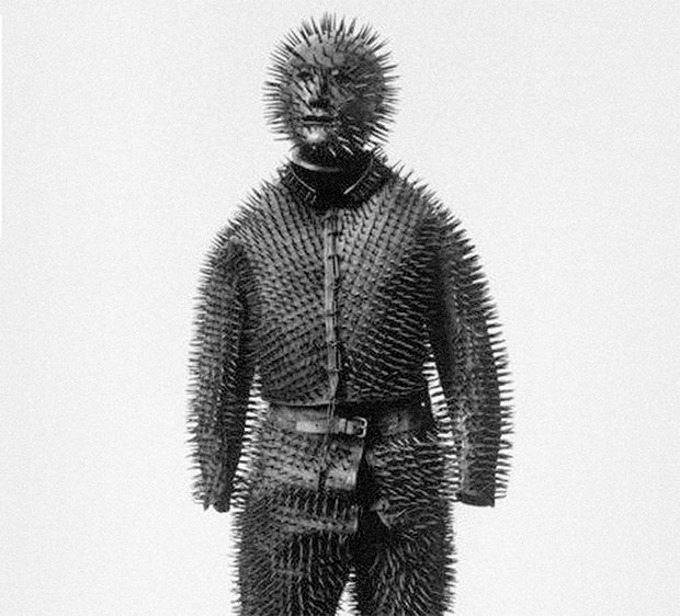 Siberian Bear-hunting Suit from the 1800s