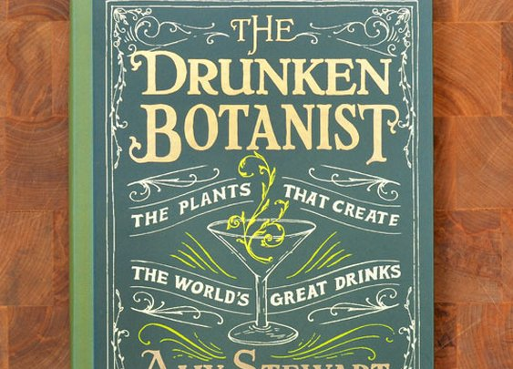 The Drunk Botanist Book | That Should Be Mine