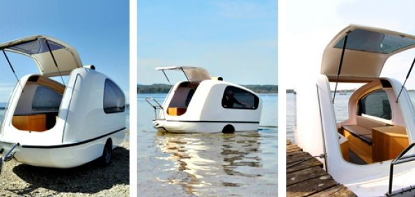 Introducing the Amphibious Camper