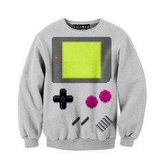 Video Game Pixel Art Sweatshirts by Drew Wise | #belovedshirts