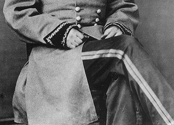 Major General, George E. Pickett, CSA