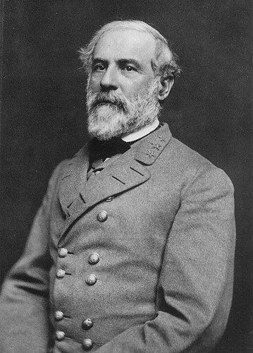 General Robert E. Lee, CSA