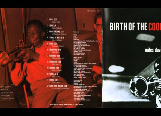 Miles Davis | Birth of the Cool Full Album (1957) Jazz HD - YouTube