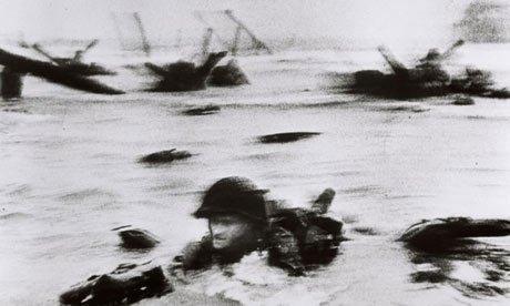 Omaha Beach, D-Day, June 6 1944