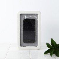 Splash-proof speaker for your smartphone