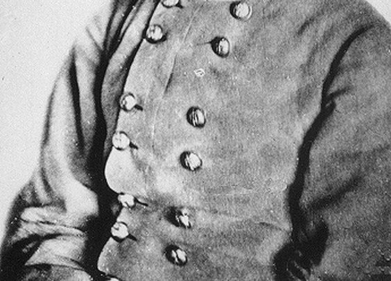 Lieutenant General, Thomas 'Stonewall' Jackson, CSA