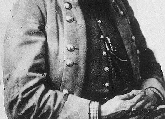 "Major General, James ""Jeb"" Stuart , CSA"