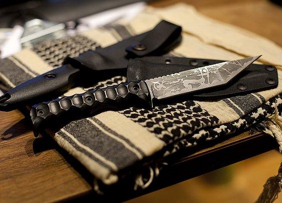 Haji blade