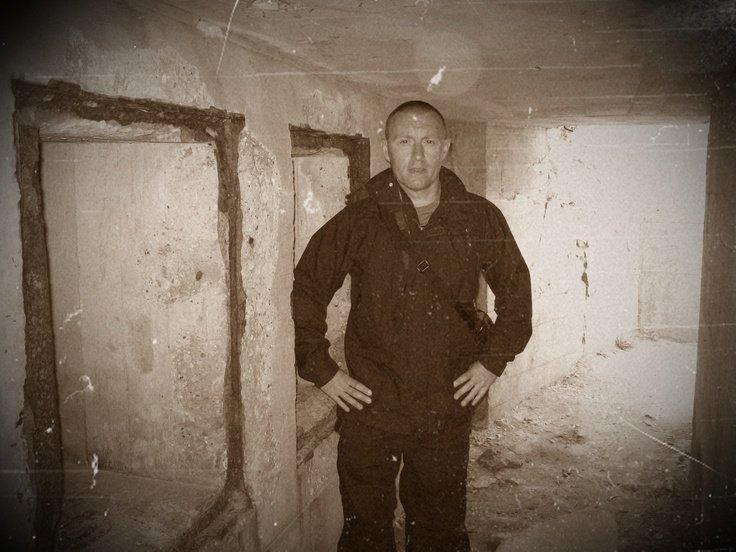 Charlie, German Bunker, Pointe du Hoc, Normandy
