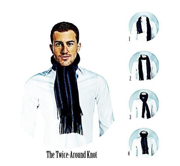 The Twice-Around Knot