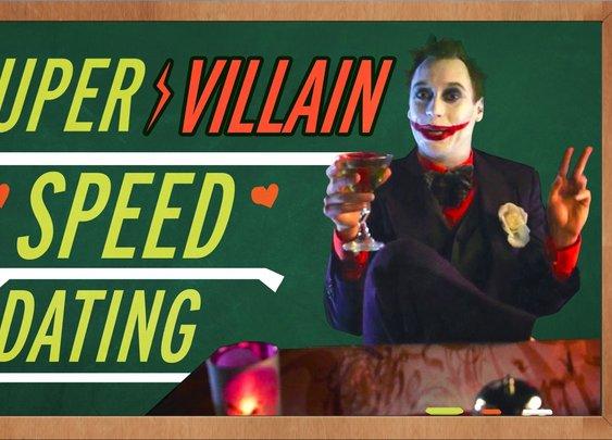 Supervillain Speed Dating