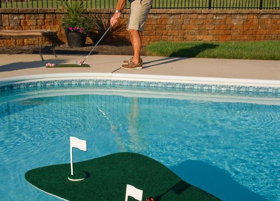 Aqua Golf Set | That Should Be Mine