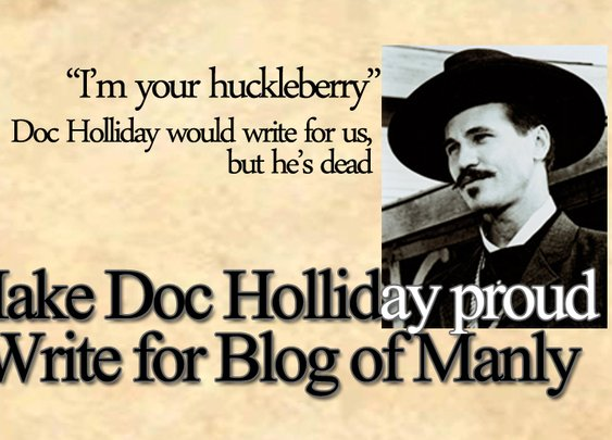 Write for Blog of Manly | Blog of Manly