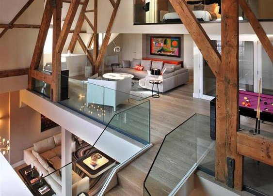 ST. PANCRAS LONDON BACHELOR PENTHOUSE IN LONDON