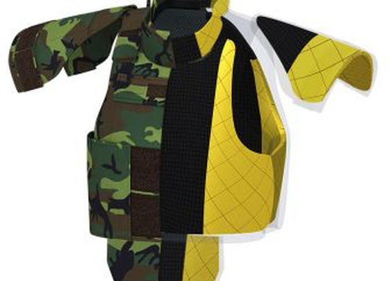 The World's Military Body Armor Models and Innovations