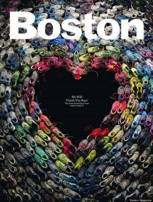 Boston's May Magazine Cover