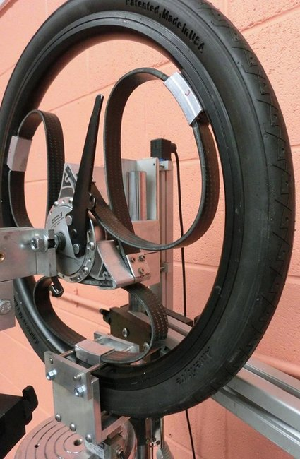 Sam Pearce's Loopwheel: Tangential Suspension for Bikes