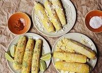 Corn on the Cob: 3 Ways - A Beautiful Mess