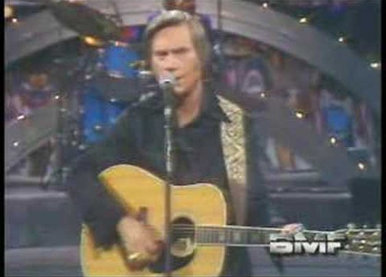 "George Jones - LIVE ""He Stopped Loving Her Today"" - YouTube"