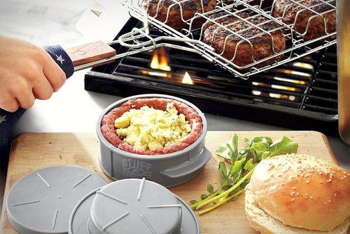 Stuff-A-Burger Press | Uncrate