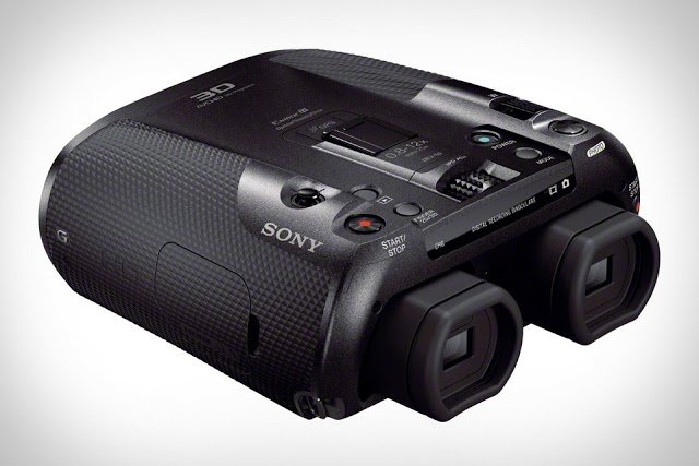 Sony DEV-50V/B 3D Binoculars