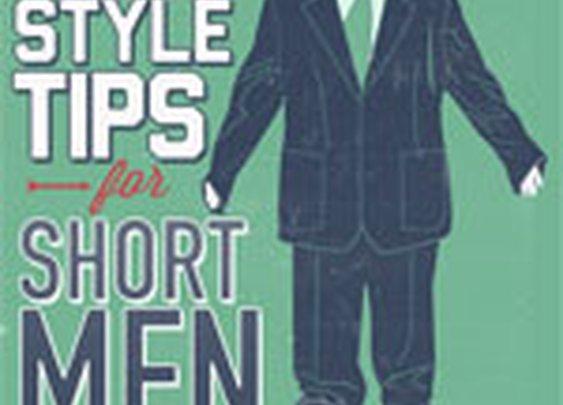 Style Tips for Short Men - Primer