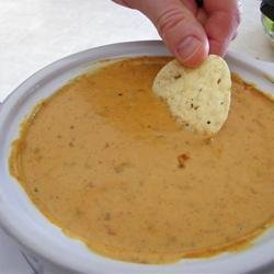 Fat Sam's Meaty Melted Man Dip