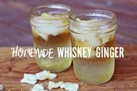 Emma's Whiskey Ginger Recipe - A Beautiful Mess