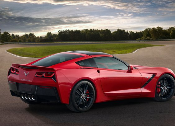 The 2014 Chevrolet Corvette Stingray Will Cost Just $51,995