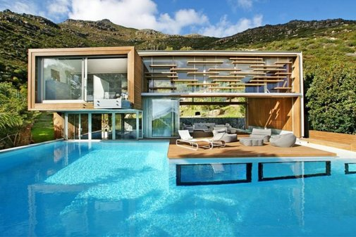 Spa House by Metropolis Design