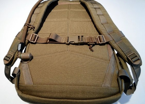 GoRuck GR1 Sternum Strap and Pouches | Loaded Pocketz