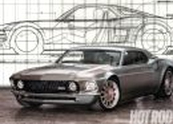 Mach 40 - 1969 Ford Mustang